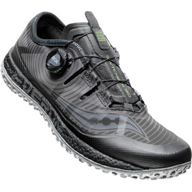 saucony Switchback ISO Scarpe Uomo, black/grey